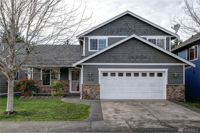 Bellingham WA Single Family Home For Sale: $429,000