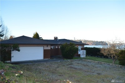 Single Family Home For Sale: 644 Beacon View Dr