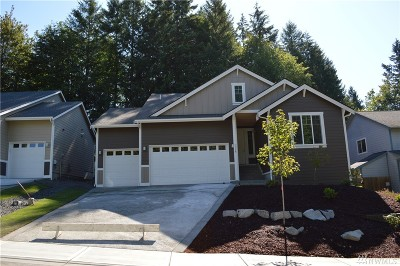 Olympia Single Family Home For Sale: 2118 Lister Rd NE