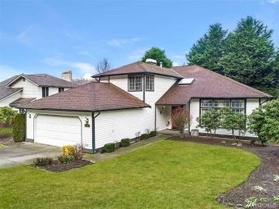 Renton Single Family Home For Sale: 15620 SE 157th St