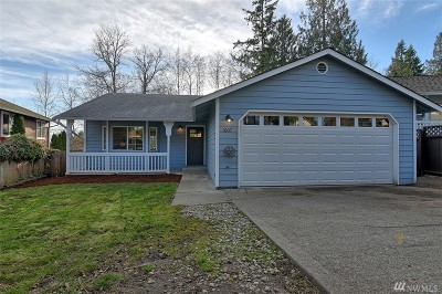 Snohomish Single Family Home For Sale: 1007 Ryan Ct