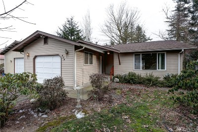 Nooksack Single Family Home Sold: 404 W 3rd St