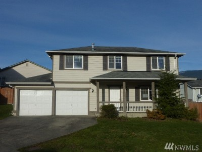 Sedro Woolley Single Family Home For Sale: 1520 Vecchio Ct