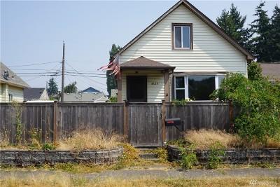 Pierce County Single Family Home For Sale: 3625 E K St