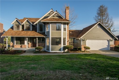 University Place Single Family Home For Sale: 5017 58th Av Ct W