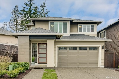 Bothell Single Family Home For Sale: 17018 40th Ave SE