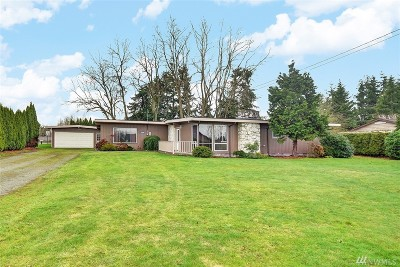 Single Family Home Sold: 16694 Peterson Rd