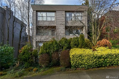 Seattle Condo/Townhouse For Sale: 2829 Franklin Ave E #N5
