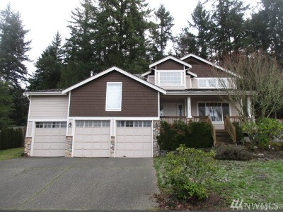 Gig Harbor Single Family Home For Sale: 3727 30th Av Ct NW