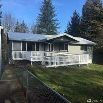 Onalaska Single Family Home For Sale: 263 Gish Rd