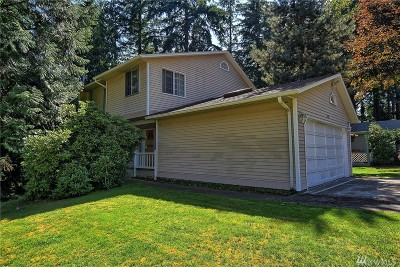 Kirkland Single Family Home For Sale: 12111 NE 149th St