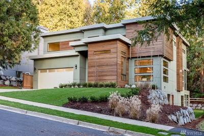 Kirkland Single Family Home For Sale: 10830 108th Ave NE