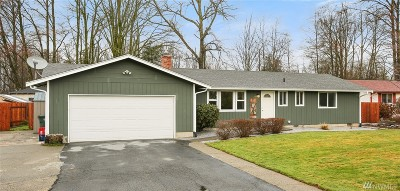 Lynden Single Family Home Sold: 1266 Vista Cir
