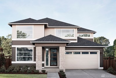 Gig Harbor Single Family Home For Sale: 4534 Copper Ct