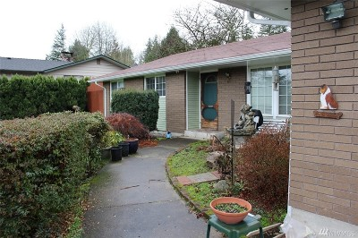 Edgewood Single Family Home For Sale: 708 119th Ave E