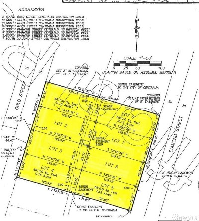 Residential Lots & Land For Sale: Gold St