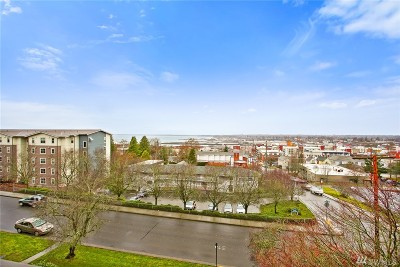 Bellingham Condo/Townhouse Sold: 924 N Garden St #301