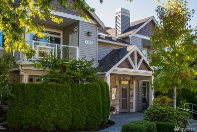 Bellingham Condo/Townhouse For Sale: 4575 El Dorado Wy #112