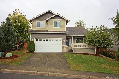 Puyallup Single Family Home For Sale: 17016 140th Ave E
