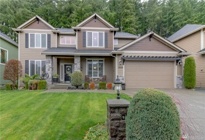 Puyallup Single Family Home For Sale: 11909 181 St E