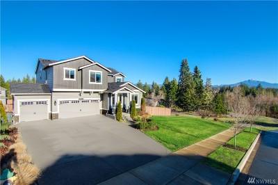 Lake Stevens Single Family Home For Sale: 12019 32nd St NE