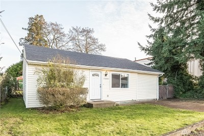 Tacoma WA Single Family Home For Sale: $228,500