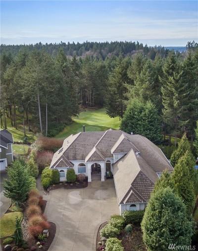 Gig Harbor Single Family Home For Sale: 13512 47th Av Ct NW