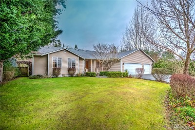 Snohomish County Single Family Home For Sale: 25419 137th St SE