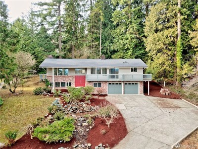 Snohomish Single Family Home For Sale: 6708 83rd Ave SE