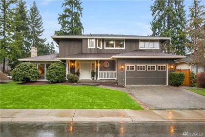 Bellevue Single Family Home For Sale: 207 142nd Ave NE