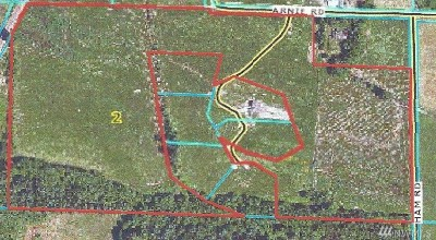 Custer Residential Lots & Land For Sale: 7707 Ham Rd