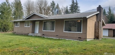 Skagit County Single Family Home For Sale: 56548 Sturgeon Rd