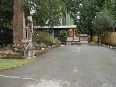 Island County Single Family Home For Sale: 7917 San Juan Ave