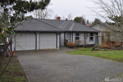 Renton Single Family Home For Sale: 419 Ferndale Ave NE