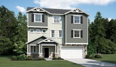 Auburn Single Family Home For Sale: 6058 S 302nd St #Lot48