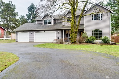 Olympia Single Family Home For Sale: 2404 Mayes Rd SE