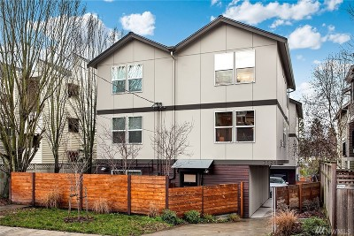 Single Family Home For Sale: 3624 22nd Ave W