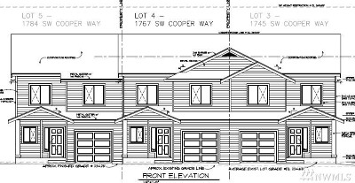 Single Family Home For Sale: 1767 SW Coopers Wy
