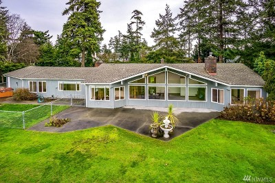 Oak Harbor WA Single Family Home For Sale: $449,000