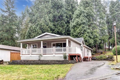 Bothell Single Family Home For Sale: 19190 130th Ct NE