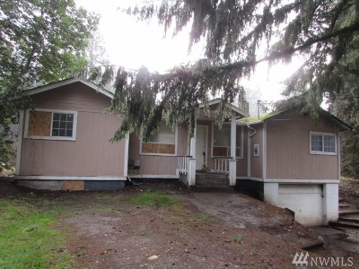 Puyallup WA Single Family Home For Sale: $199,900