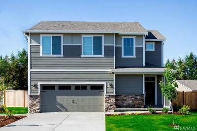 Puyallup Single Family Home For Sale: 14019 67th Av Ct E