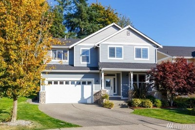 Tumwater Single Family Home For Sale: 1659 Viewpoint Ct SW