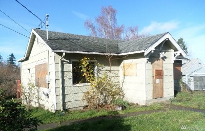 Tacoma Single Family Home For Sale: 8618 M St