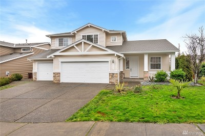 Auburn Single Family Home For Sale: 5720 Hazel Ave SE