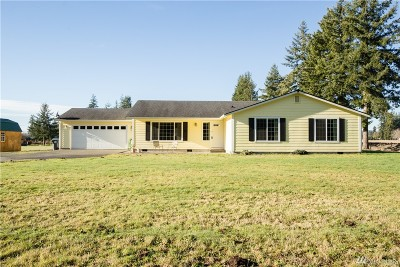 Elma Single Family Home For Sale: 29 Newman Creek Rd
