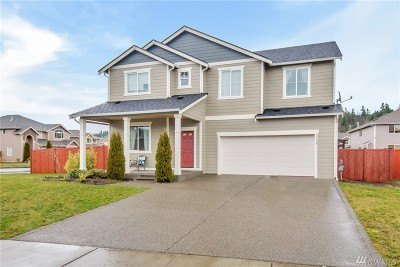 Orting Single Family Home For Sale: 1512 Hansberry Ave NE