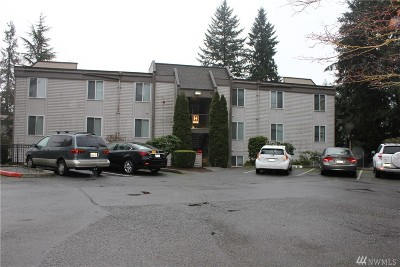 Bellevue Condo/Townhouse For Sale: 14605 NE 34th St #H19