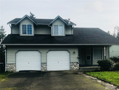 Puyallup Single Family Home For Sale: 14213 80th Av Ct E