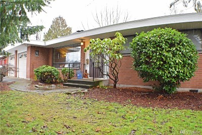 Renton Single Family Home For Sale: 1010 Kirkland Ave NE